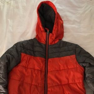 Hawke & Co HK winter coat size 7